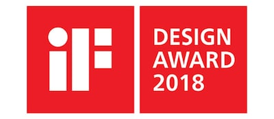 Премия iF DESIGN AWARD 2018