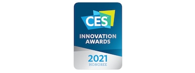 Логотип CES® 2021 Innovation Awards