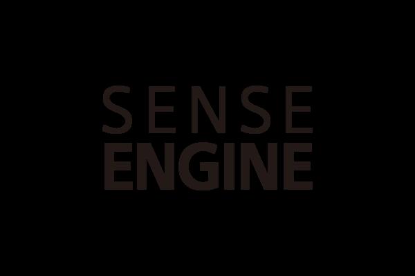 Логотип SENSE ENGINE™
