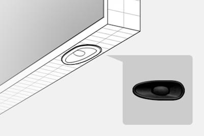 Динамик X-Balanced Speaker, сбалансированный по ширине