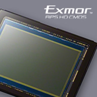 Матрица 24,3 МП Exmor APS HD CMOS