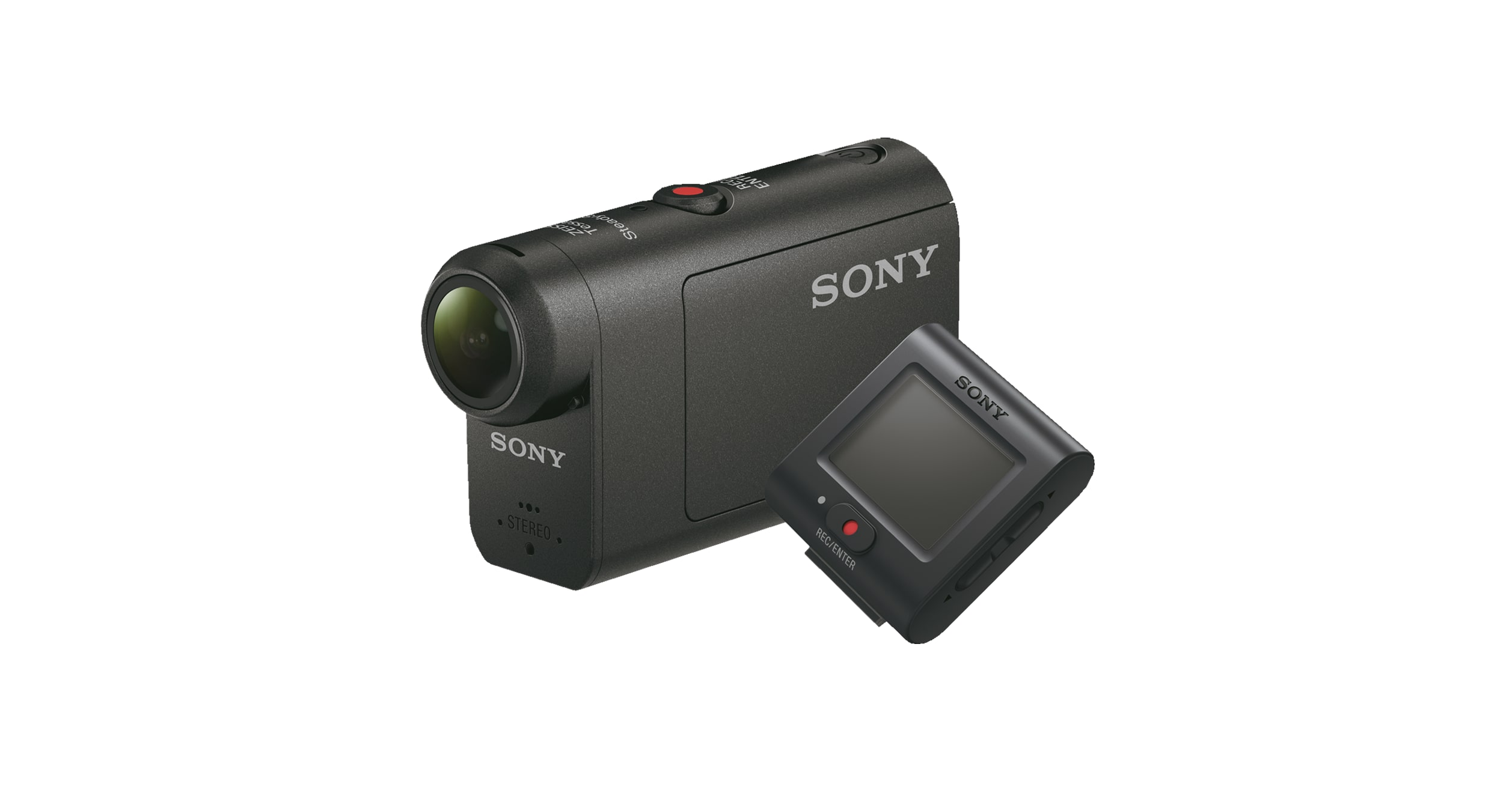Камера HDR-AS50R Action Cam с ПДУ Live-View | Sony RU