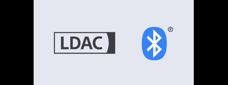 Логотипы LDAC и BLUETOOTH®