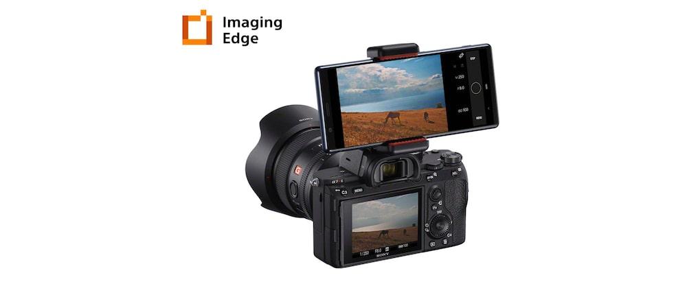 Совместимость с камерами серии Alpha от Sony