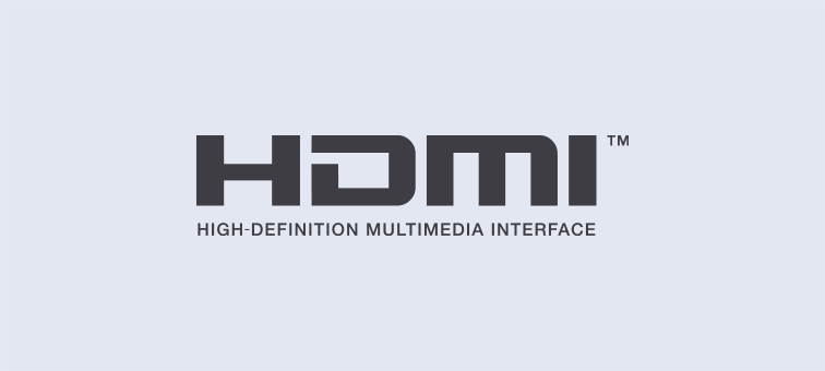 HDMI-выход для простой настройки