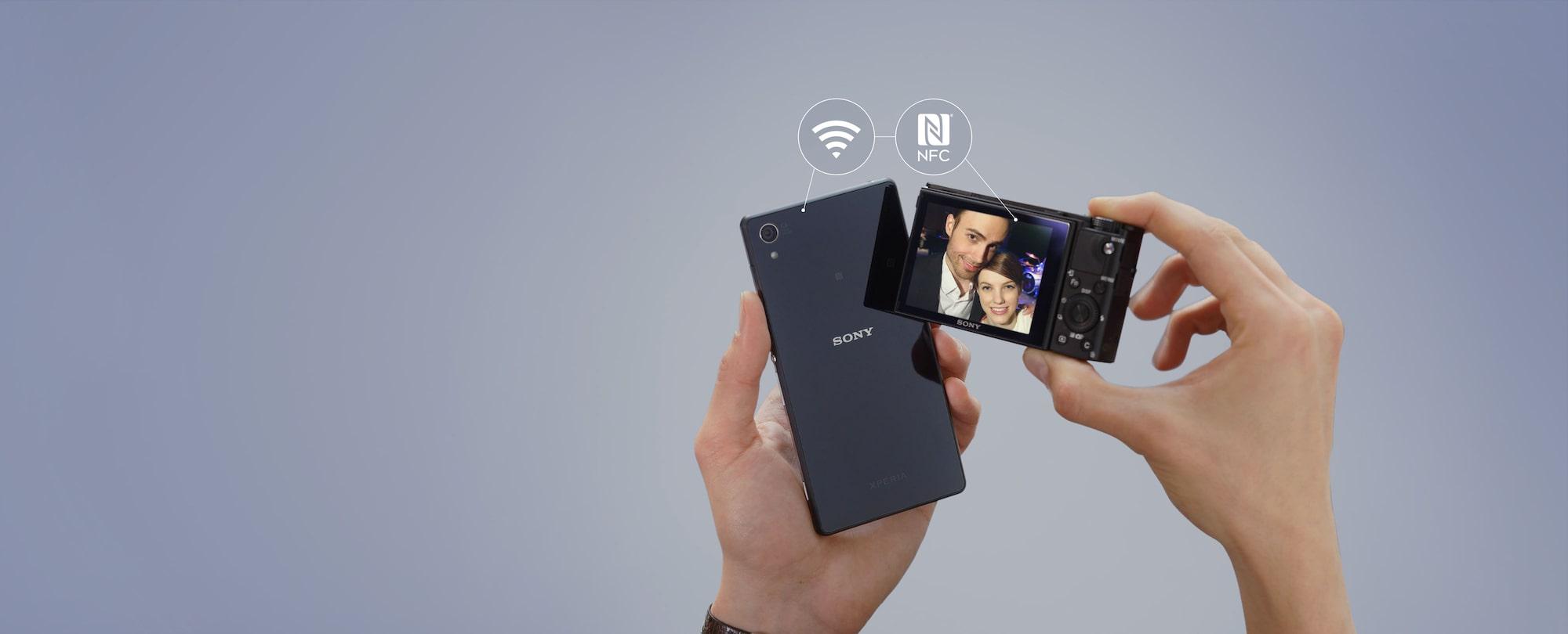 Wi-Fi и NFC