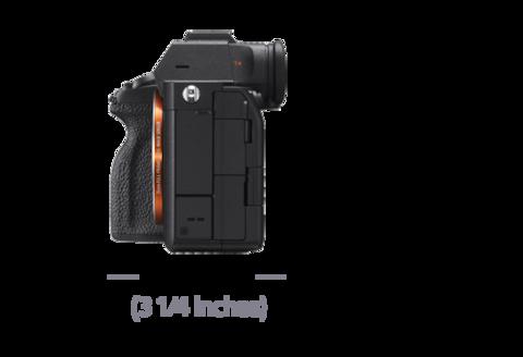 Изображение Камера α7S III с профессиональными возможностями фото- и видеосъемки