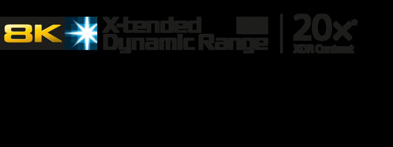 X-tended Dynamic Range™ PRO logo
