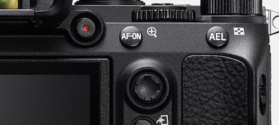 Изображение Камера α7 III с полнокадровой 35-миллиметровой матрицей