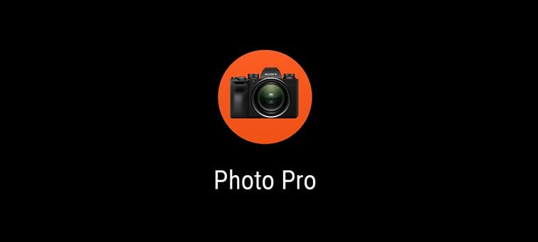 Логотип Photo Pro