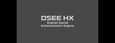Технология цифрового улучшения звука DSEE HX