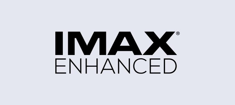 Логотип IMAX Enhanced